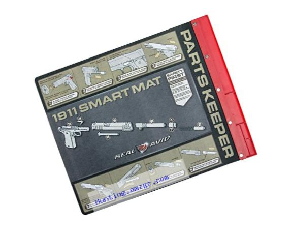 Real Avid 1911 Smart Mat - 19x16???, 1911 Gun Cleaning Mat, 1911 Graphics